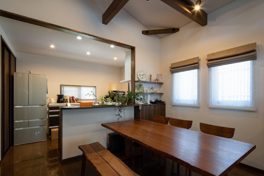 開放感のある平屋で3世代みんな快適に暮らしています!